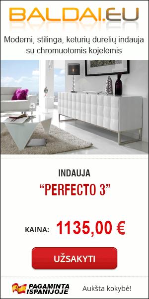 "Indauja ""Perfecto 3"""