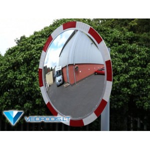 Lauko sferinis veidrodis