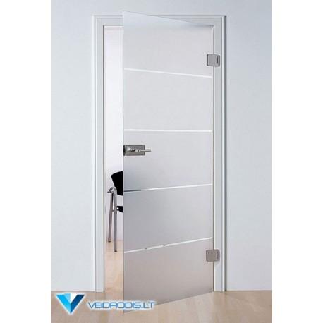 laikrodžio sistemos stiklo durys)