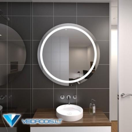 Šviečiantis veidrodis 49